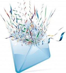 8424397-opened-surprise-mail-with-confetti